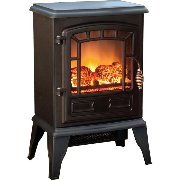 Kent Small 400 Sq. Ft. Vent Free Electric Stove By Grand Aspirations
