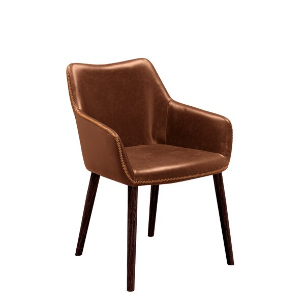 Dessert Upholstered Dining Chair (Set of 2) by George Oliver