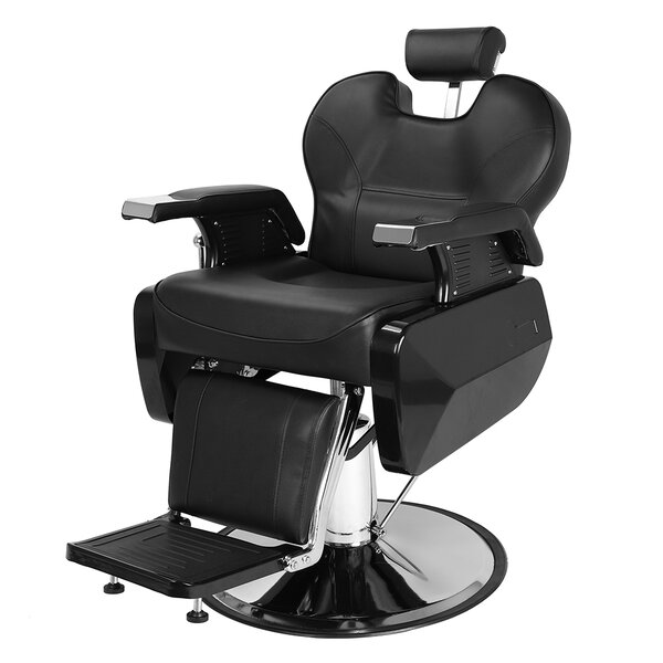 Deluxe Barber Reclining Massage Chair By Symple Stuff