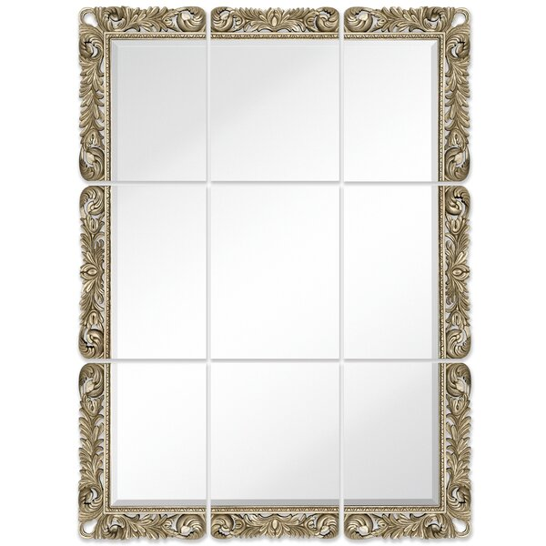 9 Piece Mirror Set by Majestic Mirror