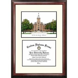Ohio University Diploma Frame Wayfair
