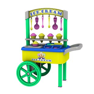 Price comparison My Very Own Deluxe Ice Cream Cart By American Plastic Toys