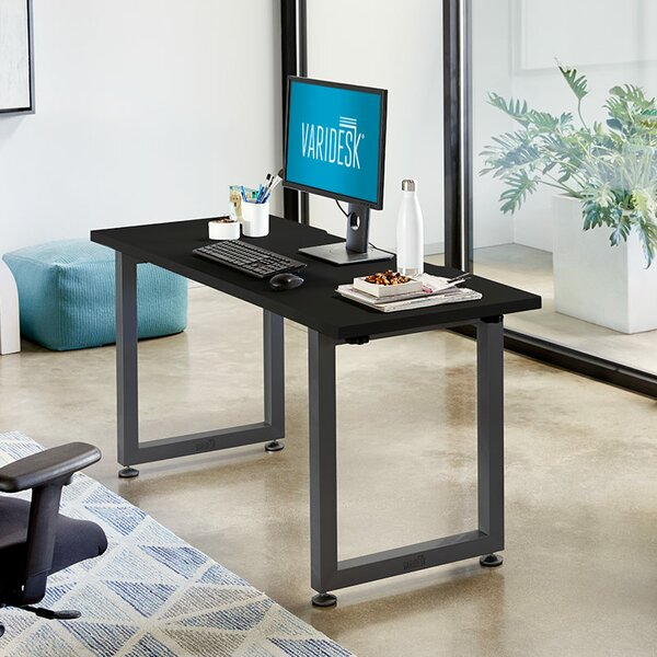 QuickPro Computer Desk by VARIDESK