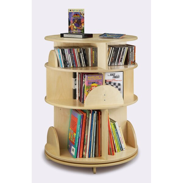 12 Compartment Book Display by Whitney Brothers
