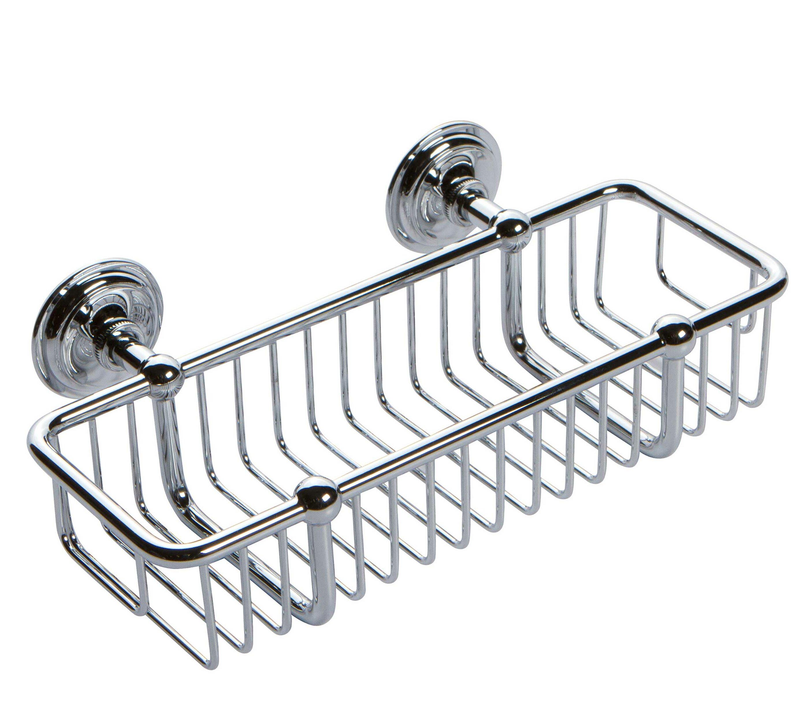 Ginger London Terrace Toiletry Basket Shower Caddy | Wayfair
