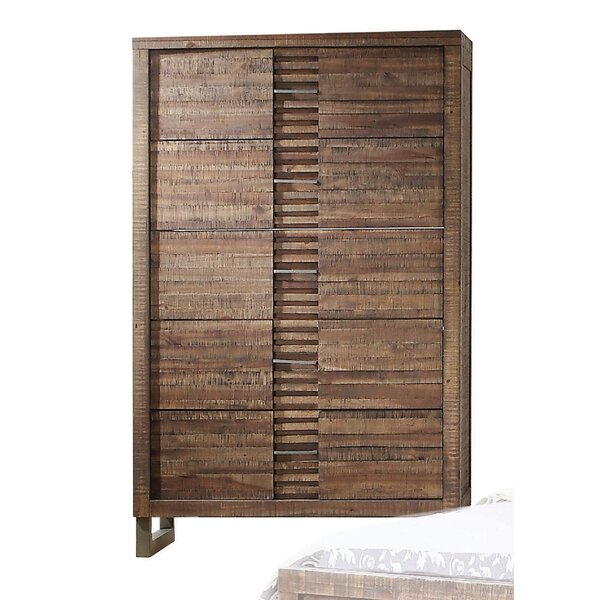 Alsup 5 Drawer Chest by Foundry Select
