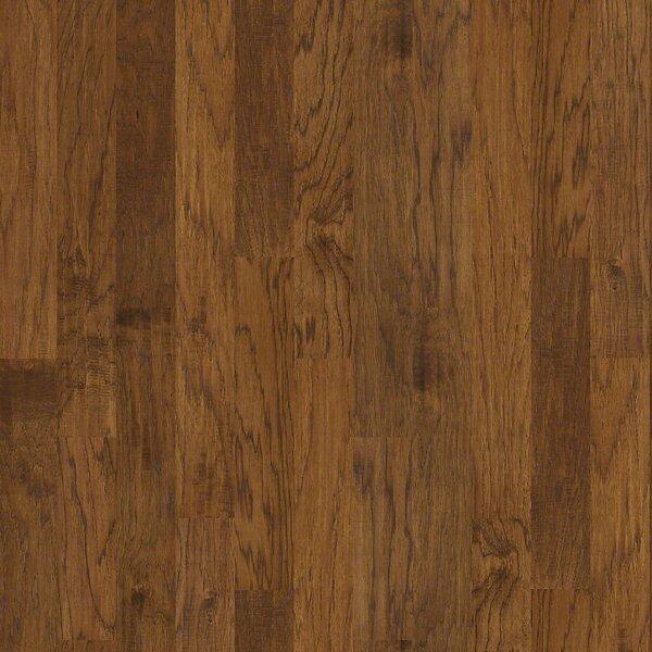 5 Engineered Hickory Hardwood Flooring in Miranda by Forest Valley Flooring