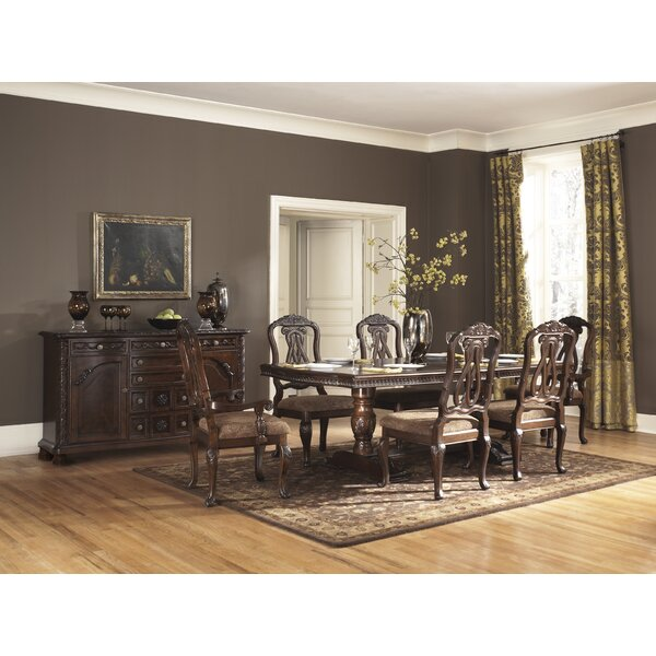 Castlethorpe 7 Piece Extendable Dining Set by Astoria Grand
