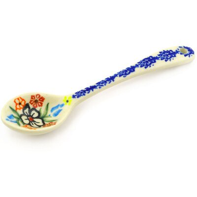 Polish Pottery Spoon by Polmedia
