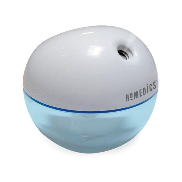 0.0547 Gal. Cool Mist Ultrasonic Tabletop Humidifier by Homedics