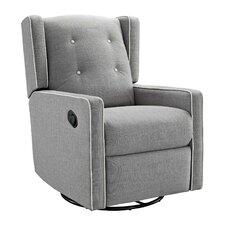 mikayla swivel glider - Glider Rocker Chair
