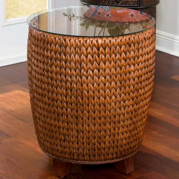 Pringle End Table by Bay Isle Home