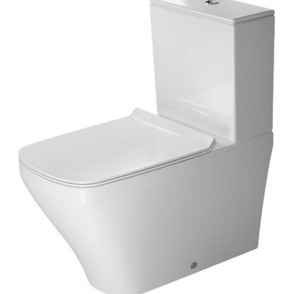 DuraStyle Toilet Close-Couple Cistern by Duravit