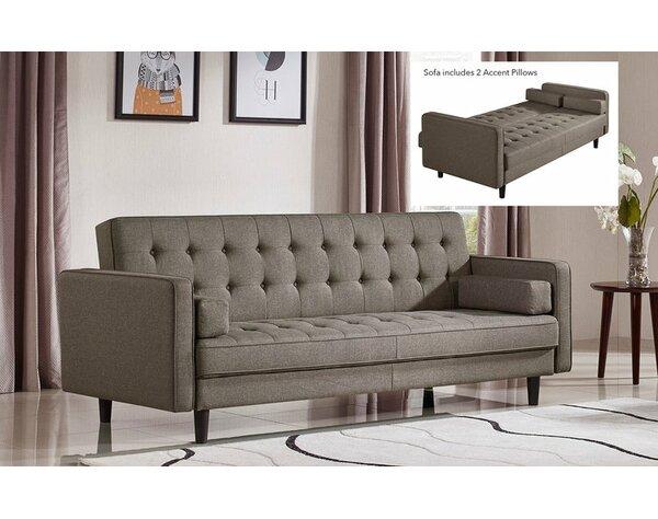 Chiang Convertible Sofa by Diamond Sofa