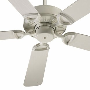 Deals 52 Estate Patio 5 Blade Ceiling Fan - Energy Star By Quorum