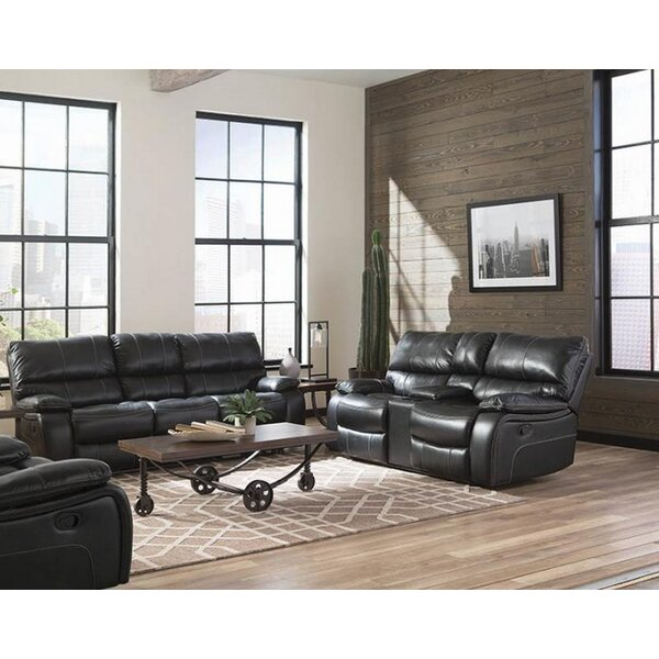 Emerico Motion 2 Piece Reclining Living Room Set by Latitude Run