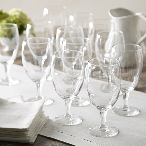 Everyday Water Goblets (Set of 12) by Birch Lane™