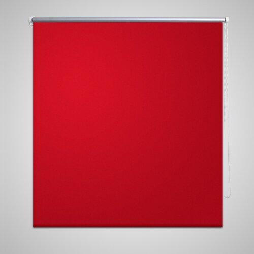 Verdunklungsrollo ClearAmbient Größe: 80 cm B x 230 cm H| Farbe: Rot | Heimtextilien > Jalousien und Rollos > Verdunklungsrollos | ClearAmbient