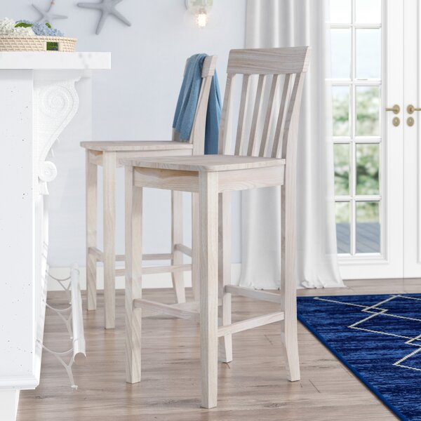 Wembley 30 Bar Stool by Beachcrest Home
