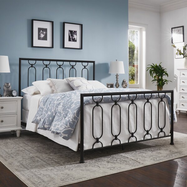 Fackler Standard Bed by Gracie Oaks