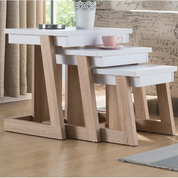 Review Hwan Frame Nesting Tables