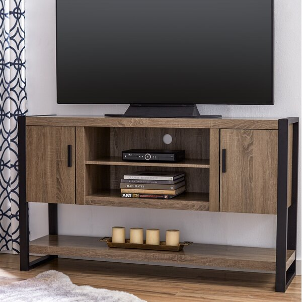 Theodulus TV Stand for TVs up to 65 by Mercury Row