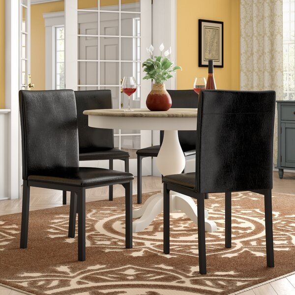 Nydam Upholstered Dining Chair (Set of 4) by Red Barrel Studio