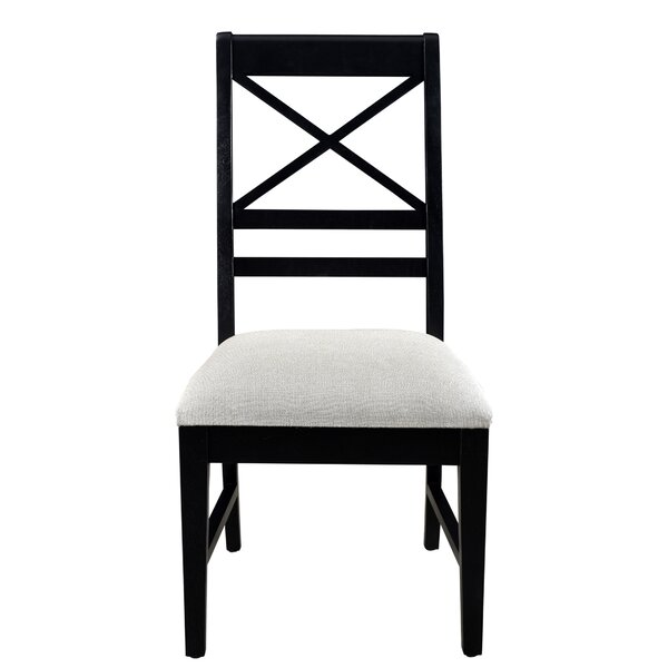 Pottorff Upholstered Dining Chair (Set of 2) by Gracie Oaks
