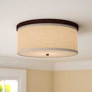 Osborne 3-Light Flush Mount