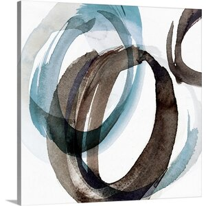 Overture III by PI Galerie Painting Print on Wrapped Canvas by Great Big Canvas
