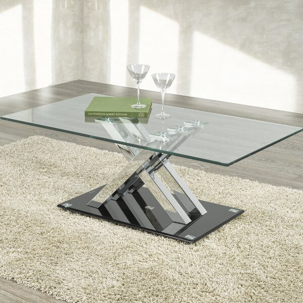 Domonic Coffee Table by Orren Ellis