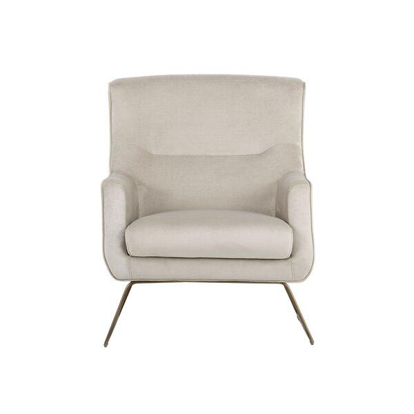 Irongate Armchair by Sunpan Modern