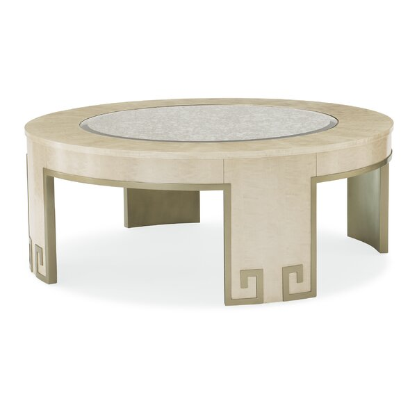 Key To Success Coffee Table By Caracole Classic