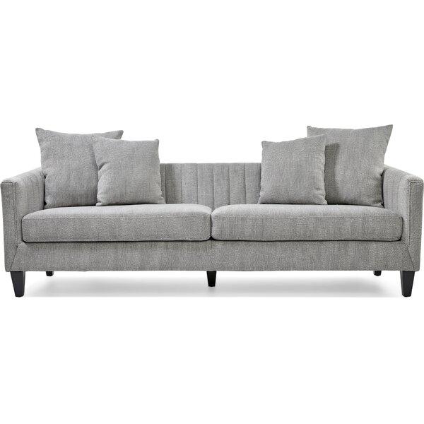 Celeste Chesterfield Sofa By Elle Decor