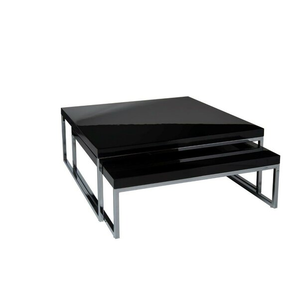 Extendable Sled Coffee Table By La Viola Décor