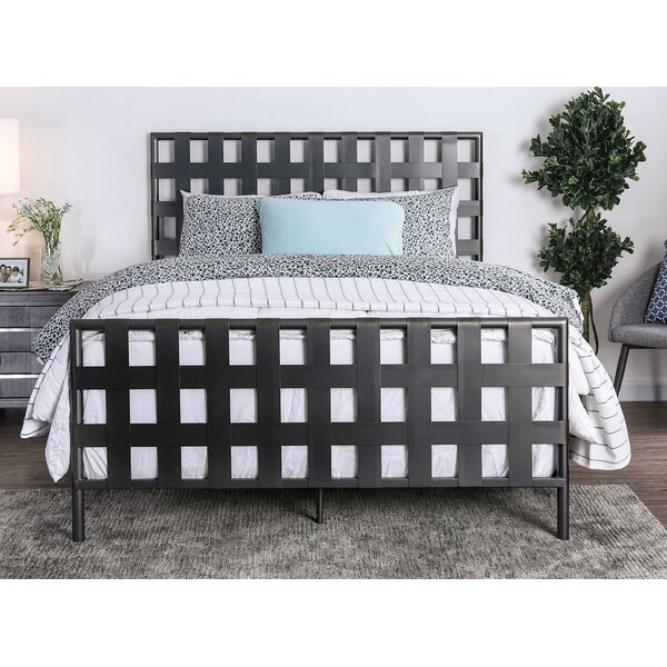 Acuff Standard Bed by Williston Forge