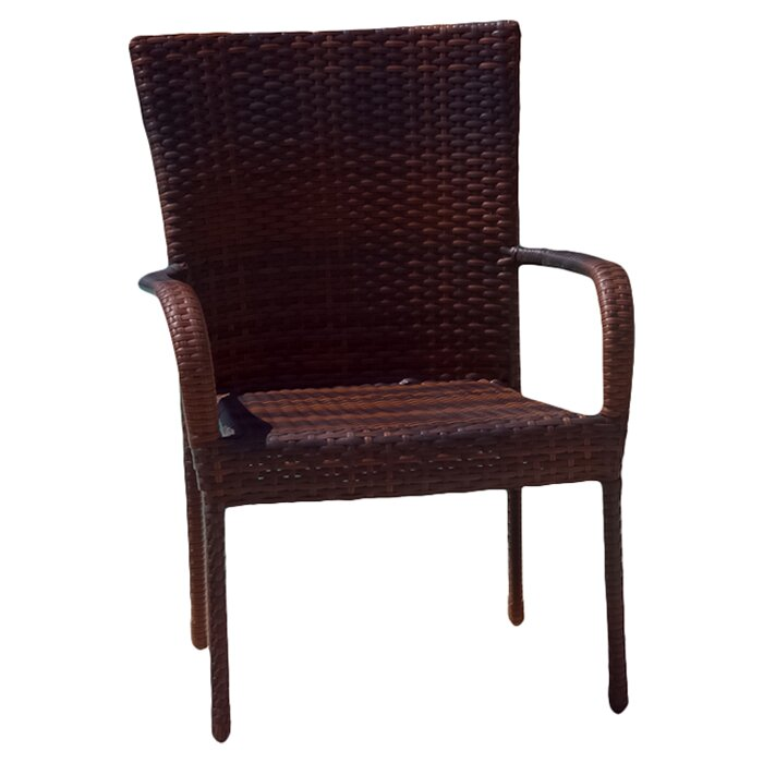 Hawes Outdoor Wicker Chair
