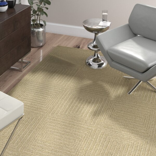 Brylee Taupe Area Rug by Wade Logan