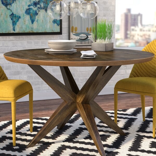 Carrion Dining Table by Mercury Row