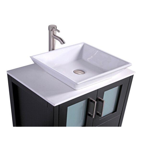 Preciado Modern 24 Single Bathroom Vanity Set by Orren Ellis