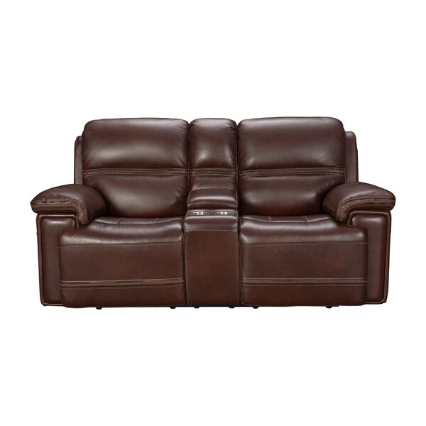Dalphus Reclining 66.9'' Pillow Top Arm Loveseat By Red Barrel Studio