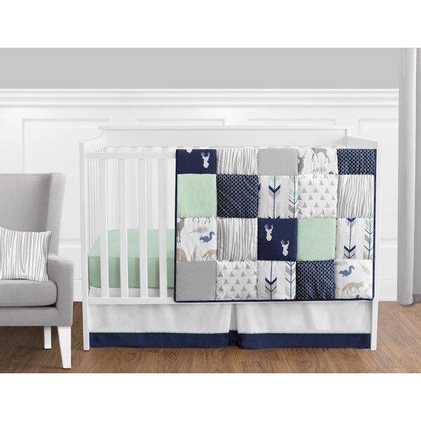 Woodsy 11 Piece Crib Bedding Set by Sweet Jojo Designs