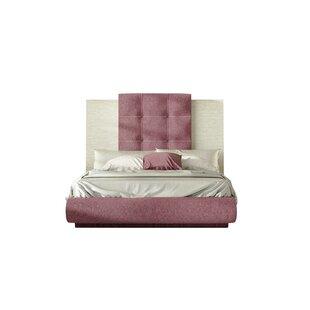 Rone Queen Upholstered Platform Bed by Brayden Studio