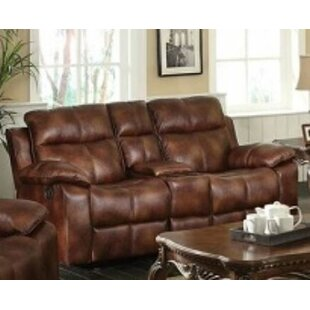 Hallum Motion Reclining Loveseat