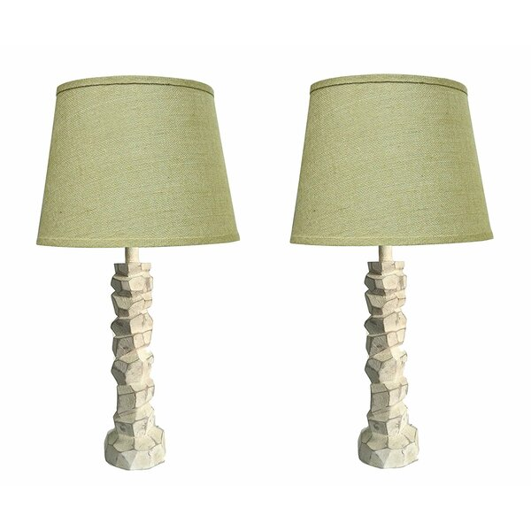 Meadow View 24 Table Lamp (Set of 2) by Bloomsbury Market