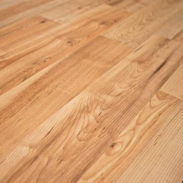 Home 7.5 47 x 7mm Maple Laminate Flooring in Tan by Quick-Step
