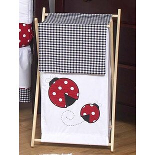 Online Reviews Little Ladybug Laundry Hamper BySweet Jojo Designs