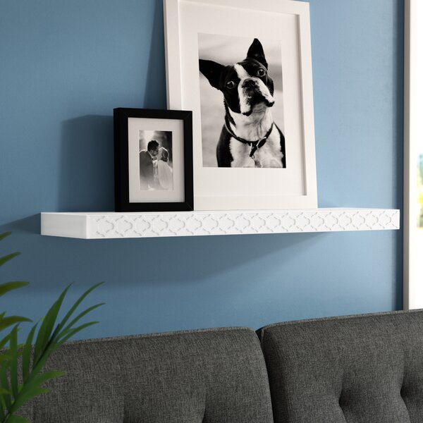 Feeley Elizabeth Classic Wall Shelf by Ebern Designs
