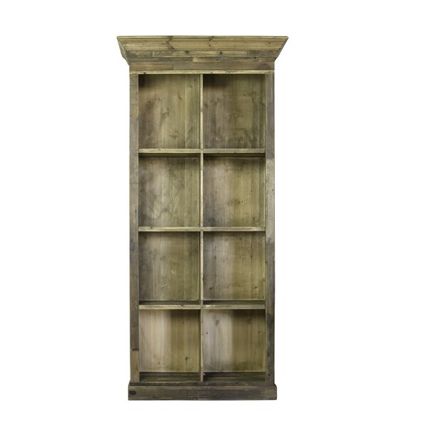 Shelton Wood 4 Tier Standard Bookcase by Gracie Oaks