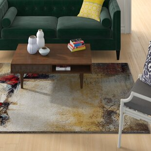 Shop For Carruthers White Area Rug By Wrought Studio
